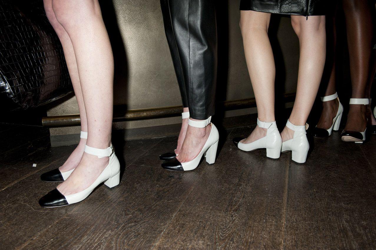 Whistles AW13 at London Fashion Week Photographs by Jason Lloyd Evans