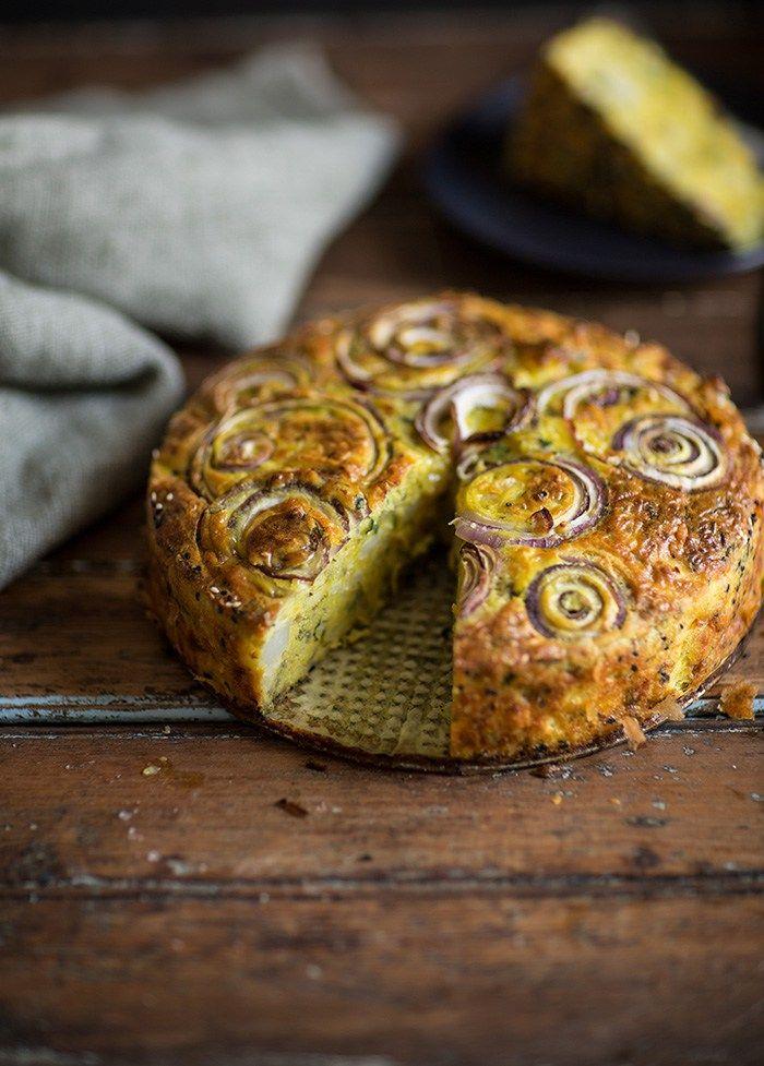 Photo of yotam ottolenghi's cauliflower cake