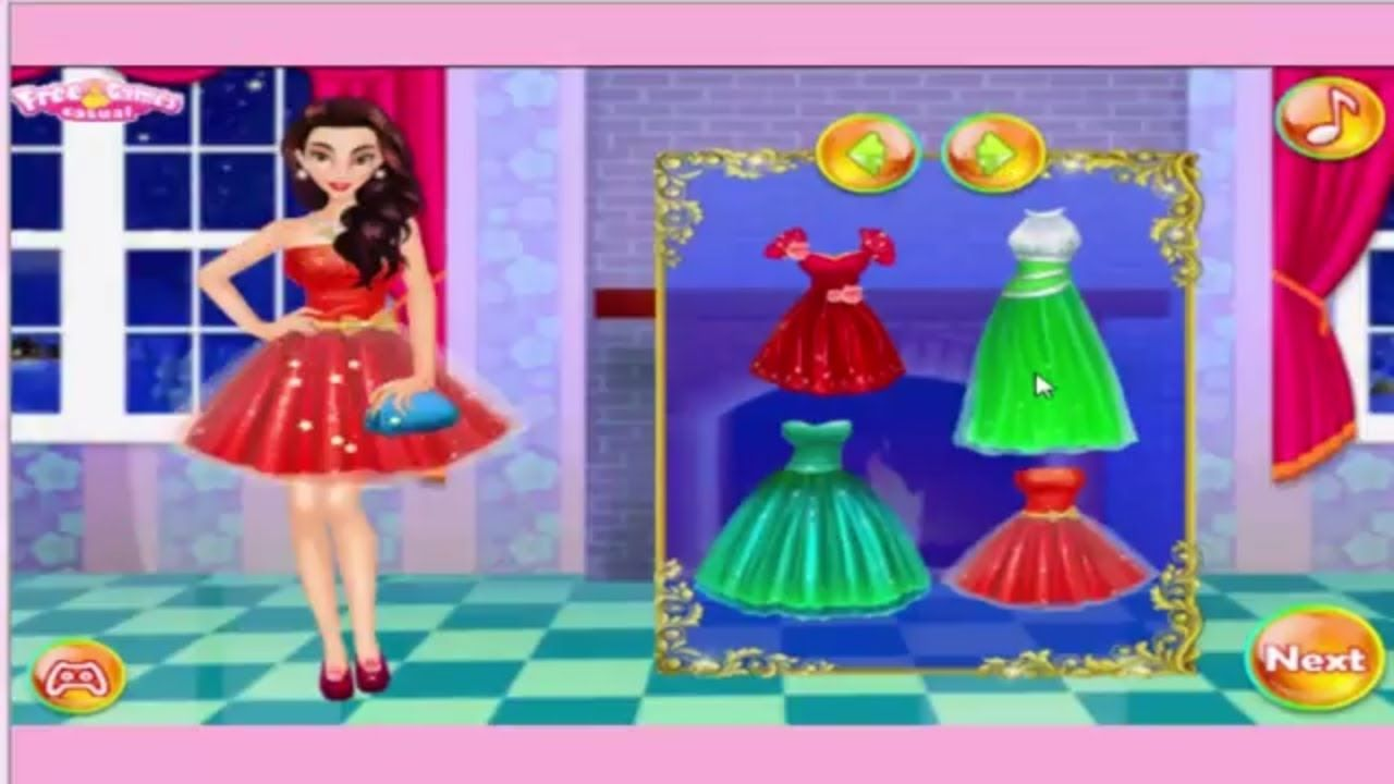 Awesome Princess Dress Up Party Games Mold - Wedding Dress Ideas ...