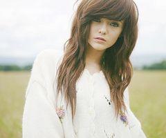 love her bangs :)
