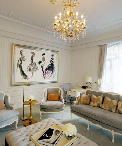 Interior Design, Dior Home Furniture