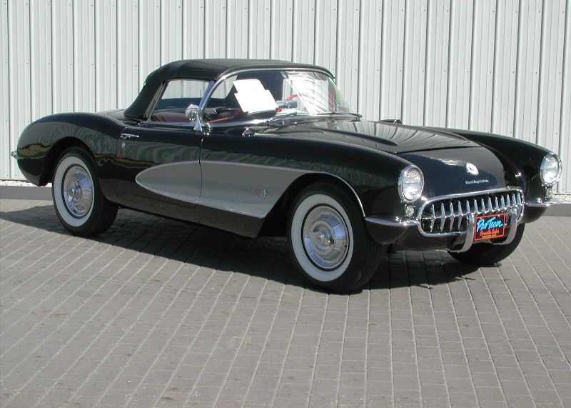 1960 Chevy Classic Corvette Convertible Living Life With