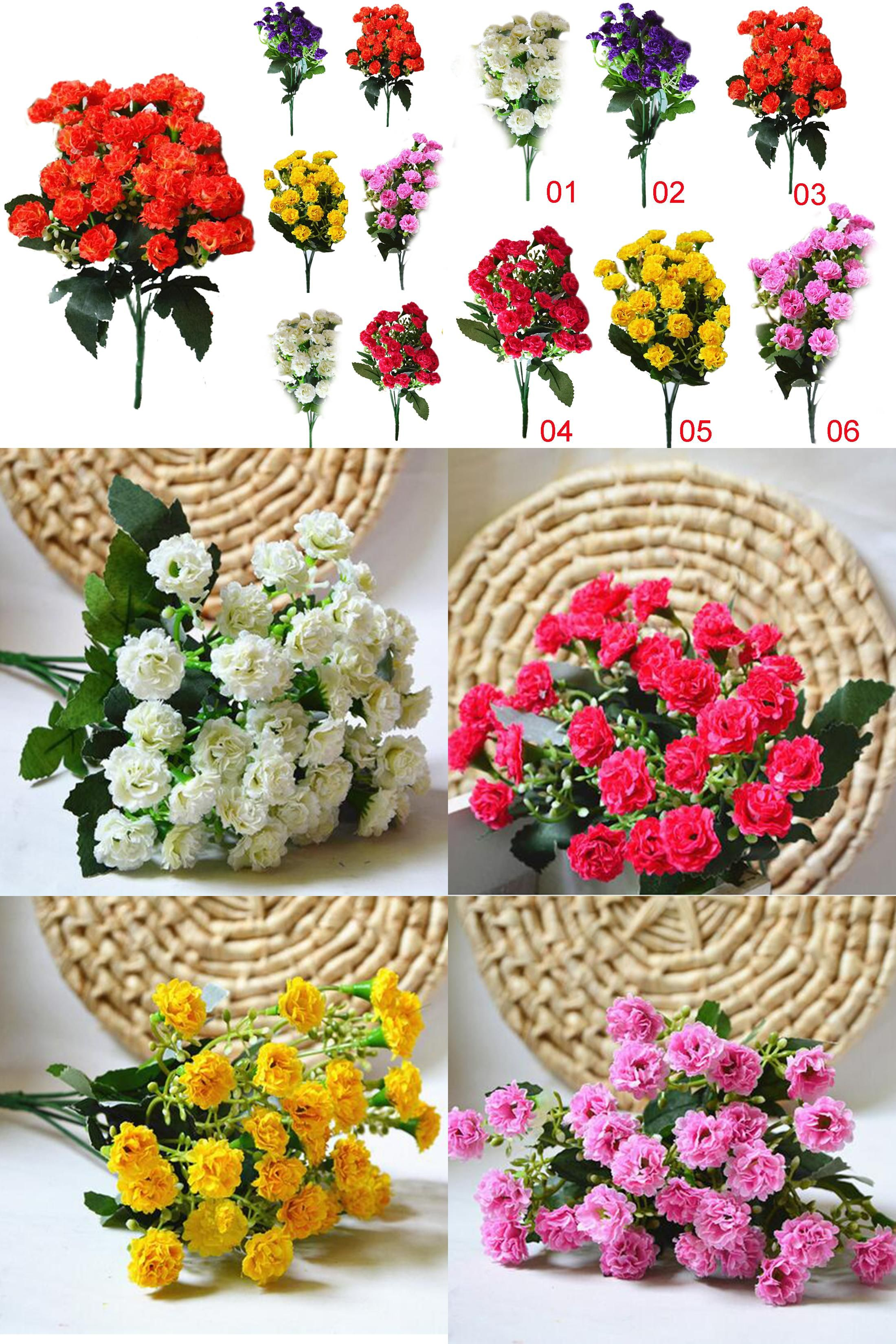 Visit to buy fashion artificial silk flowers carnation 30 buds visit to buy fashion artificial silk flowers carnation 30 buds flowers 6 branches 1 bouquet mother lilac flower craft for wedding home party mightylinksfo