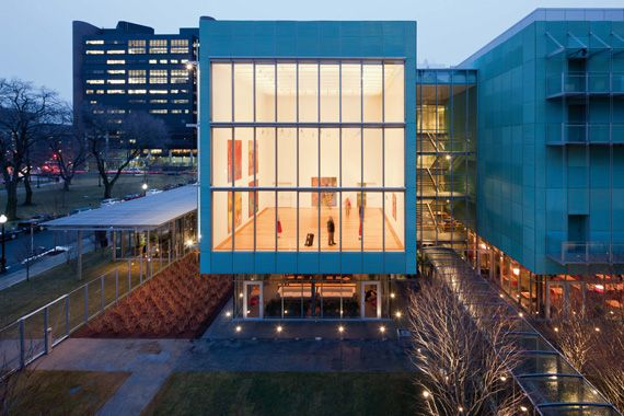 Renzo Piano Building Workshop - Projects - By Type - Renovation and expansion of the Isabella Stewart Gardner Museum