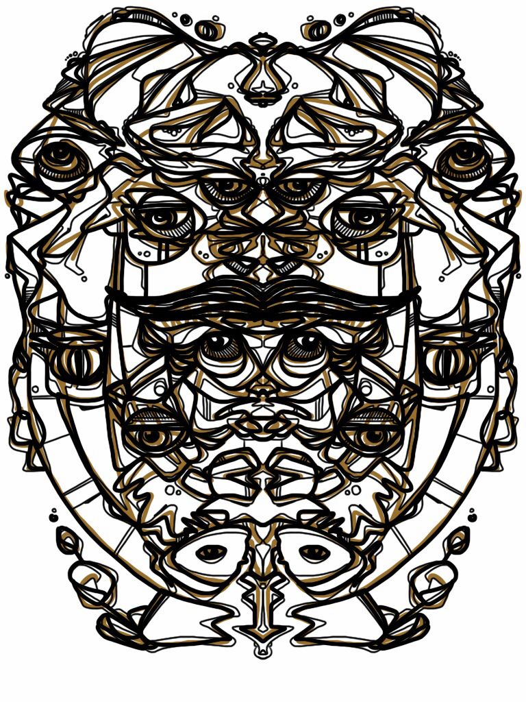 Crom0130 . Basque Country / 2014 Mask .