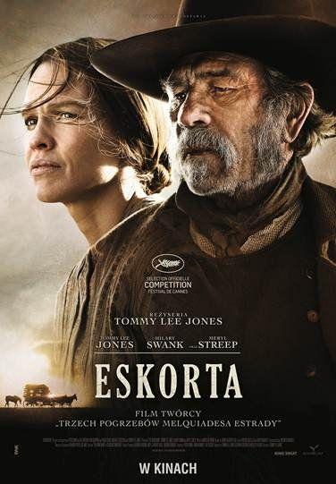 Find this Pin and more on Film by bartlomiejgrygi. Eskorta / The Homesman. Eskorta (2014) Lektor PL / Napisy ...
