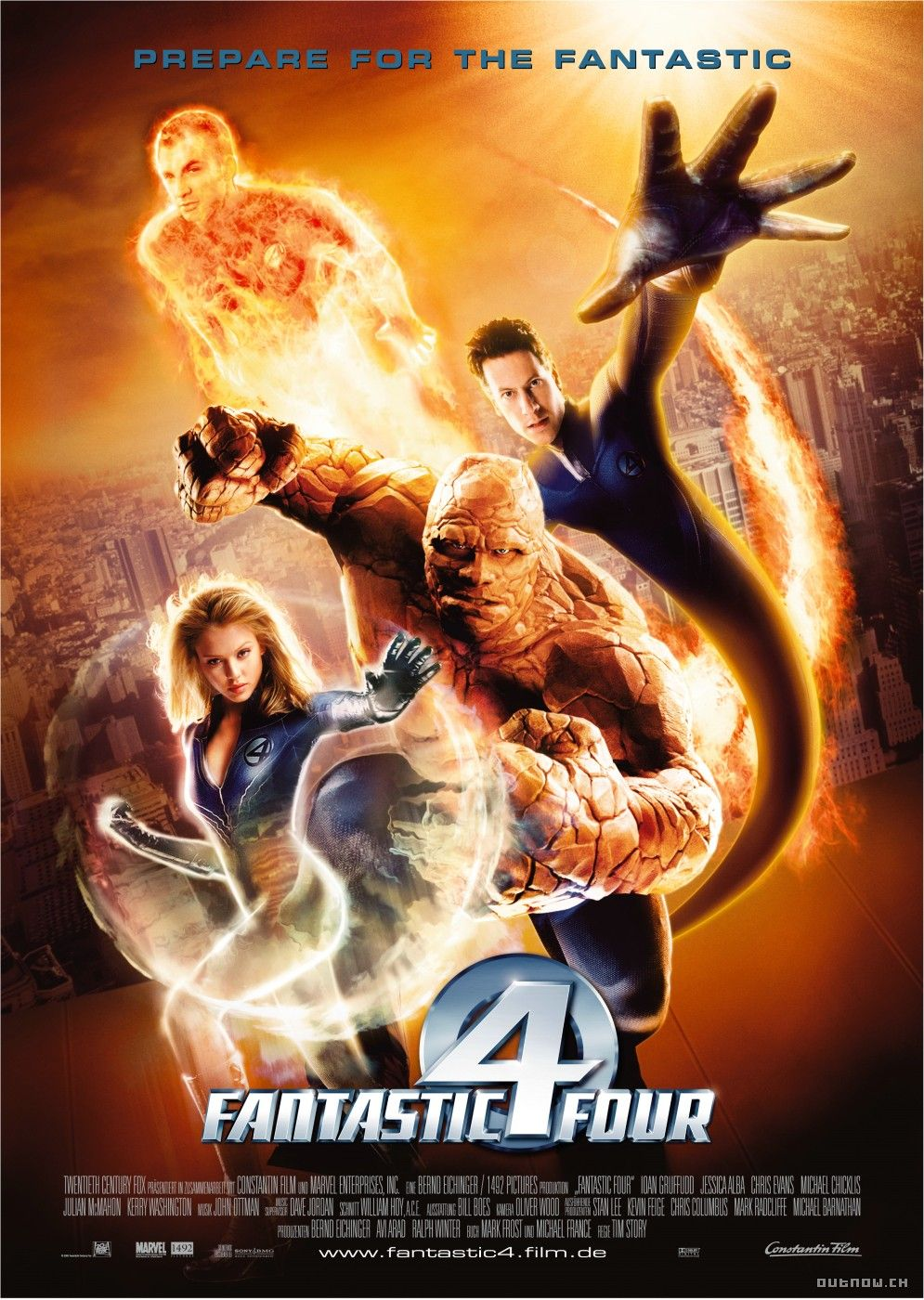 Fantastic Four 2005 Artwork Filmes Online Legendados Online Gratis Filmes