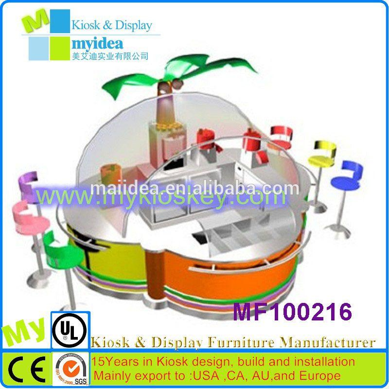 Popular ice cream kiosk/3d ice cream kiosk design/mobile