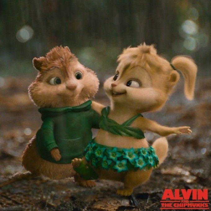 Alvin And The Chipmunks The Road Chip Com Imagens Alvin E Os