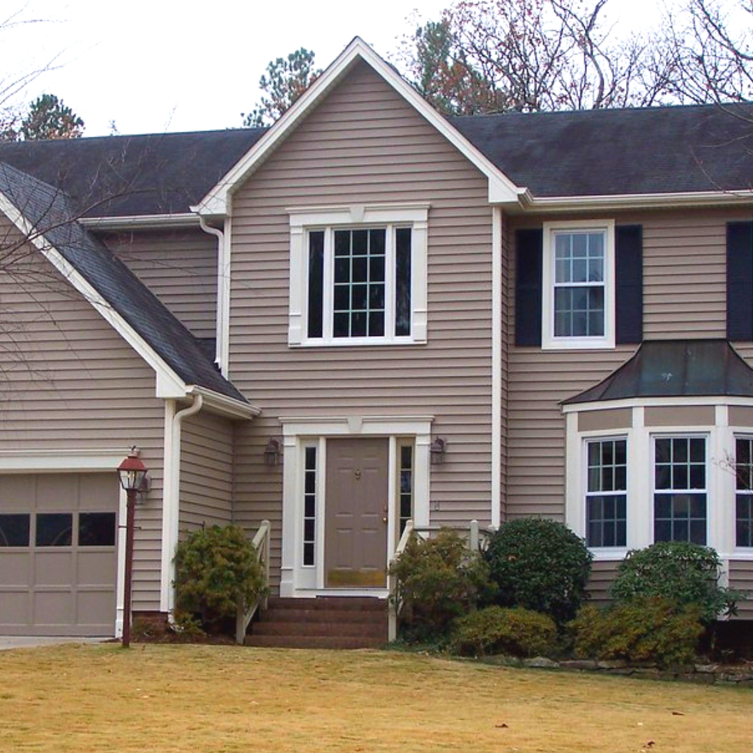 Most Homes Have Vinyl Siding Vinyl Is Great For Being Both Attractive And Resilient But It S No Vinyl Siding Vinyl Siding Installation Replacing Vinyl Siding