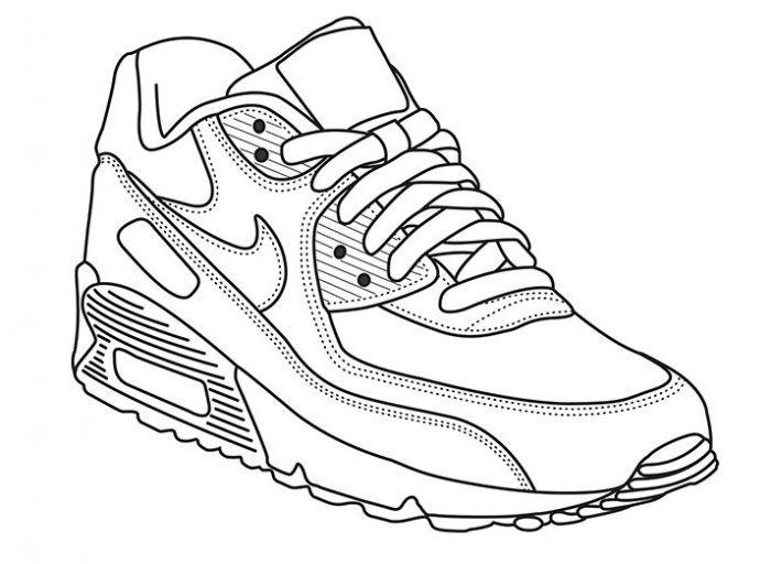 On Ecolorings Info Sneakers Sketch Sneakers Illustration Sneakers Drawing
