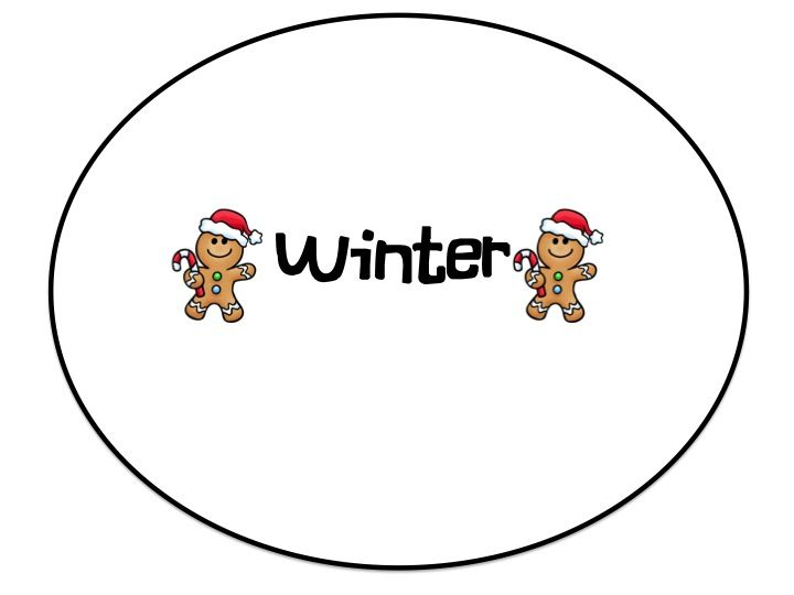Winter poetry pack- using Thinking Maps and the 5 Senses