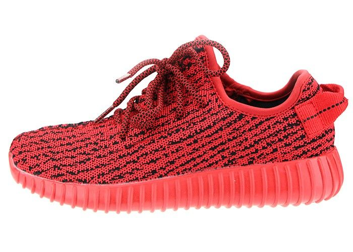 adidas Yeezy Boost 350 Red Mens & Womens Originals shoes EURO 36-44 UK3-
