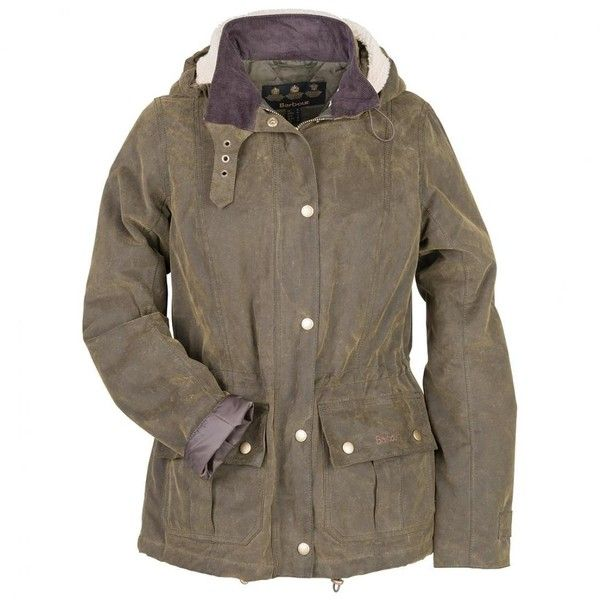 Barbour Convoy Ladies Jacket 315 Liked On Polyvore