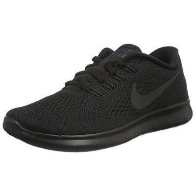 Womens Chaussures De Course Rn Libre Nike (tout Noir)