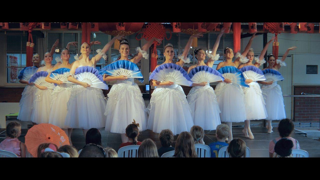 Jasmine Flower Ballet CNY 2017 Chinese Bunbury Festival