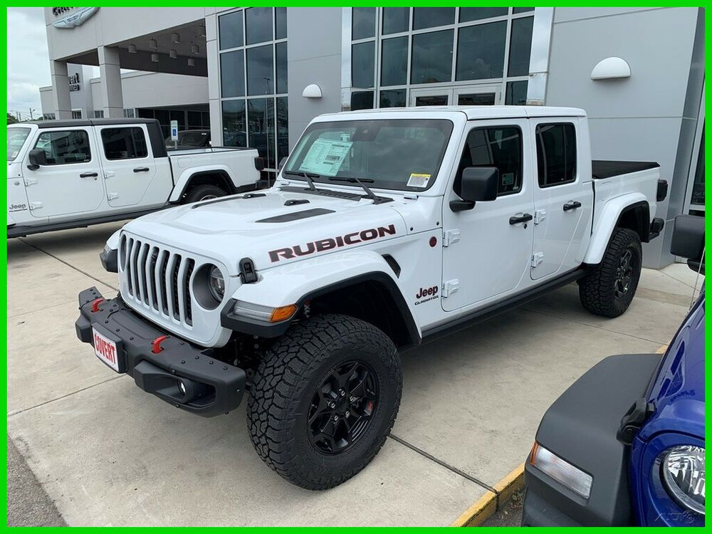 2020 Jeep Gladiator 2020 Jeep Gladiator Launch Edition 1 Of 4190