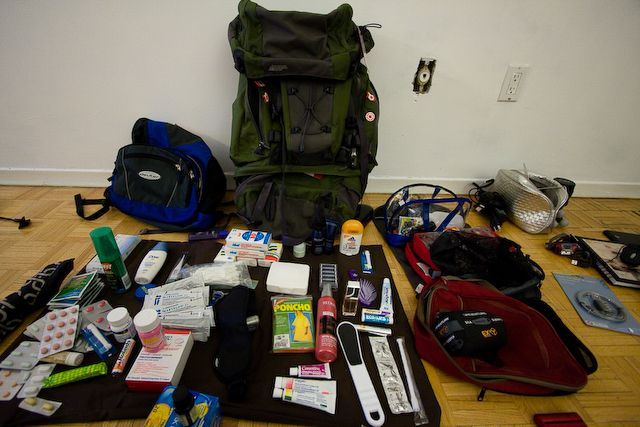 What to pack for travel in South America? Learn from my mistakes