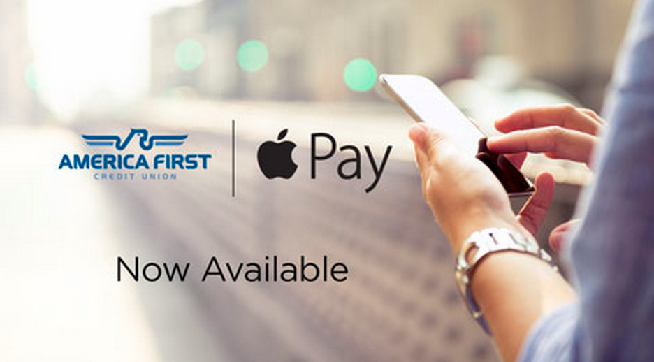 America First Credit Union announces Apple Pay support for