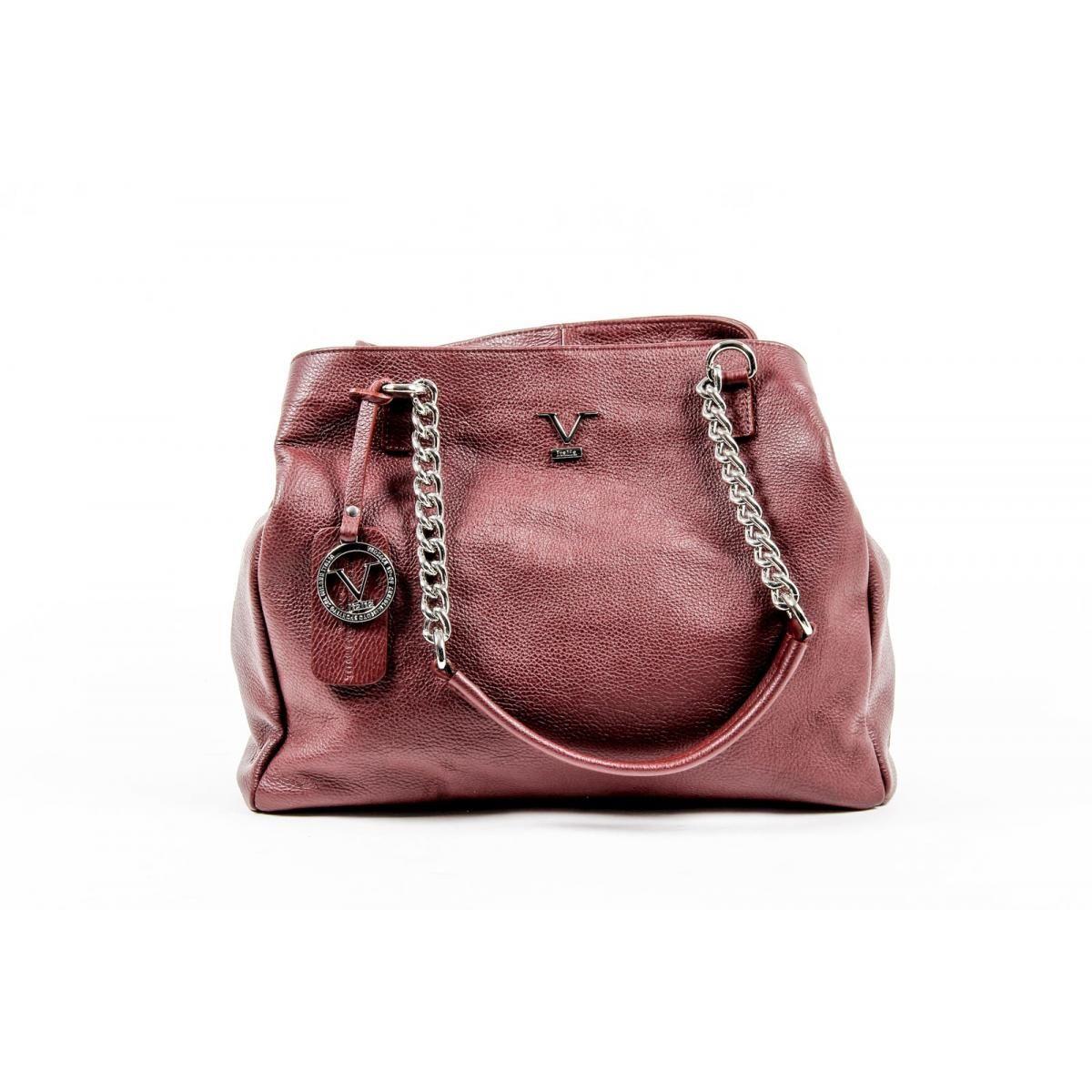 4a8f9dffb9 V 1969 Italia Womens Handbag V012 S BORDEAUX