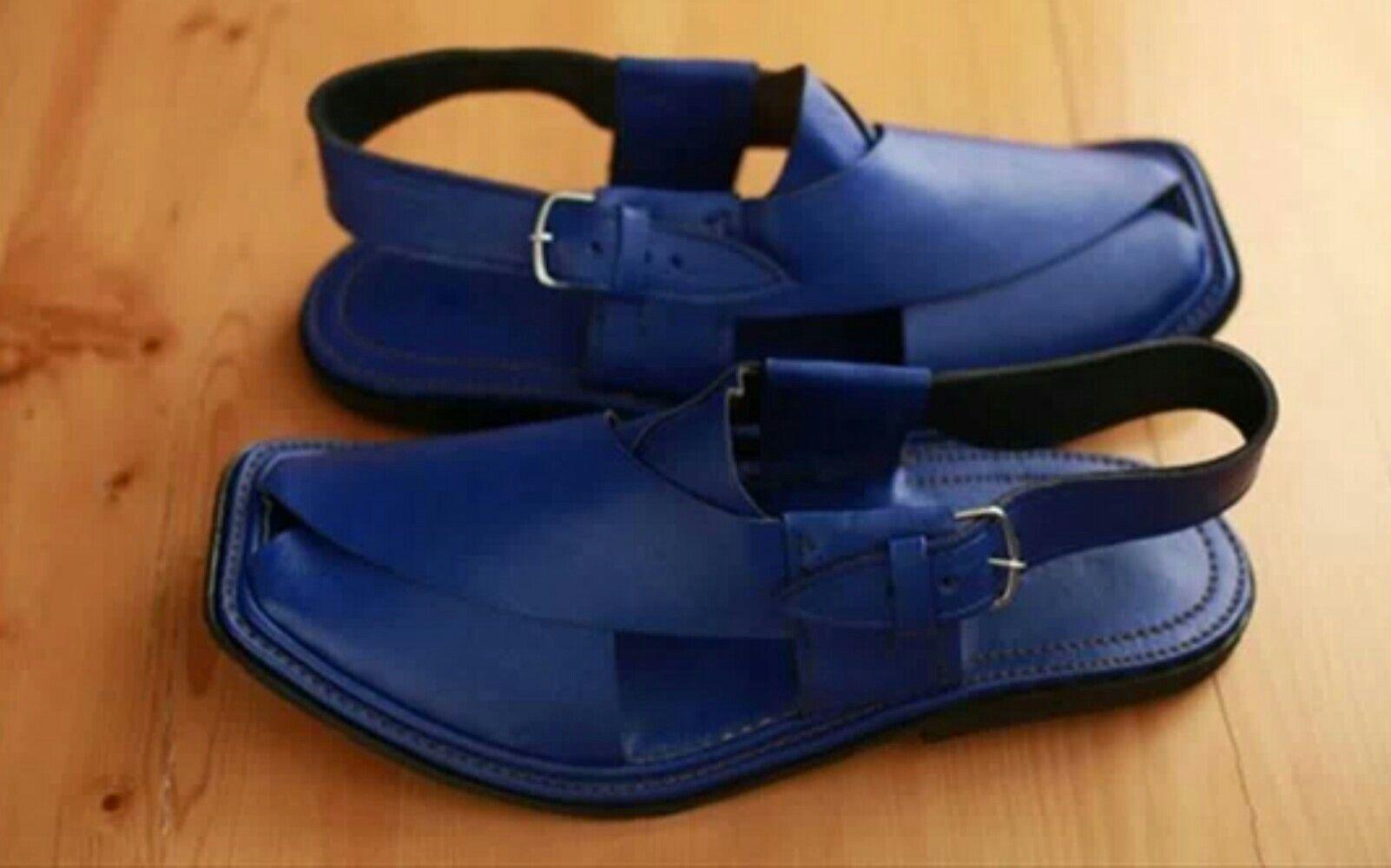 91127588e87 Borjan men sandals blue