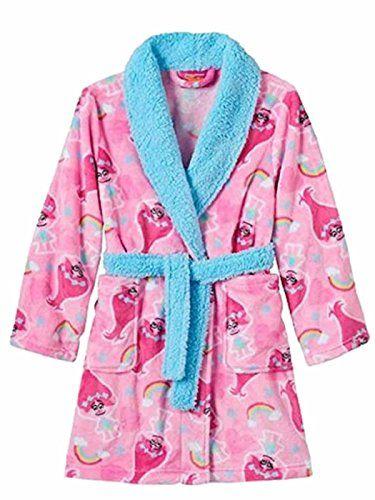 Trolls Girls Poppy Dressing Gown