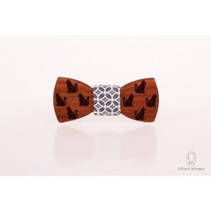 Photo of Bench Istanbul Handmade Wooden Bow Tie T39 Outfit and Accessories …