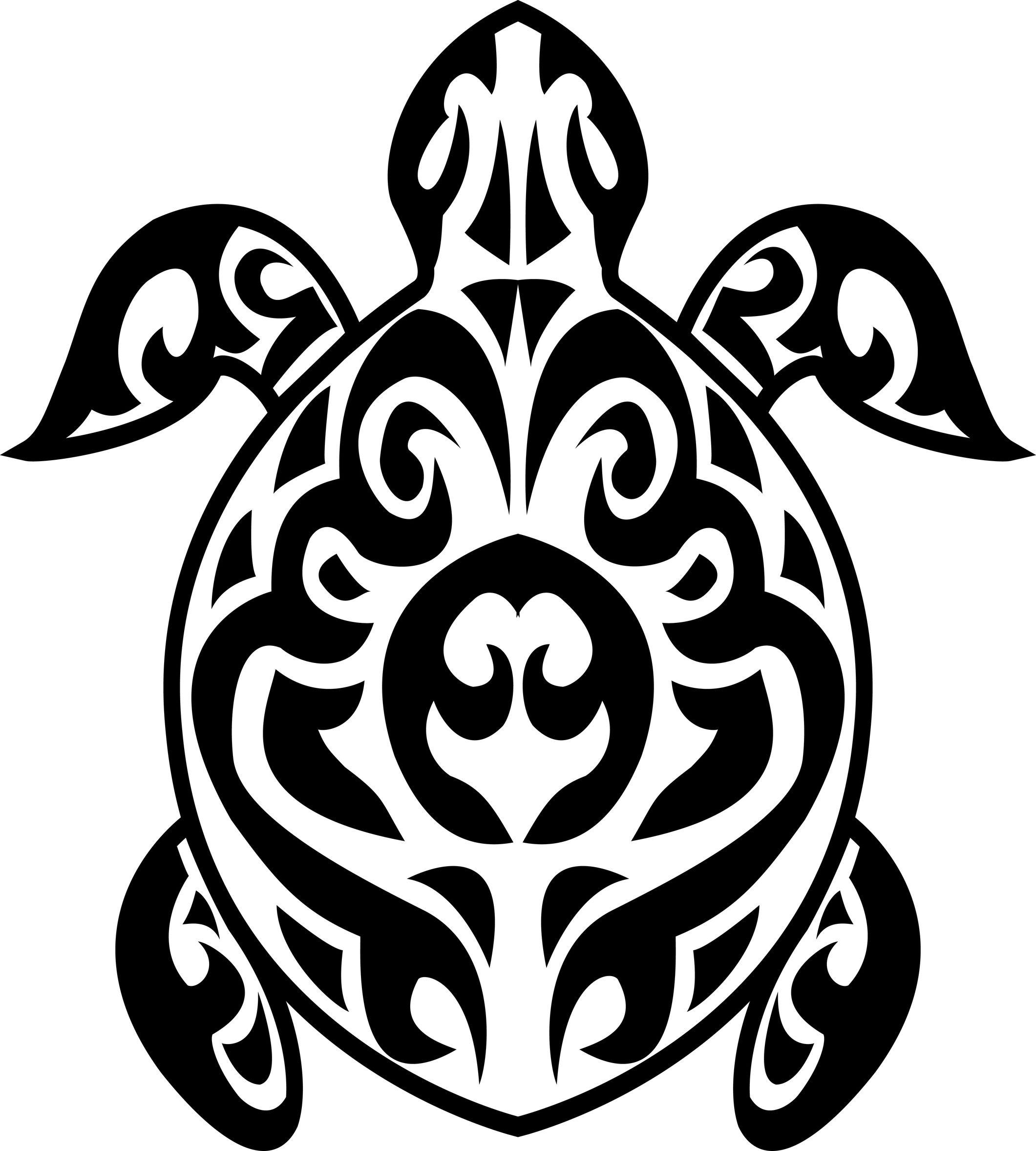 Tattoo Art Black And White: Clipart Panda - Free Clipart