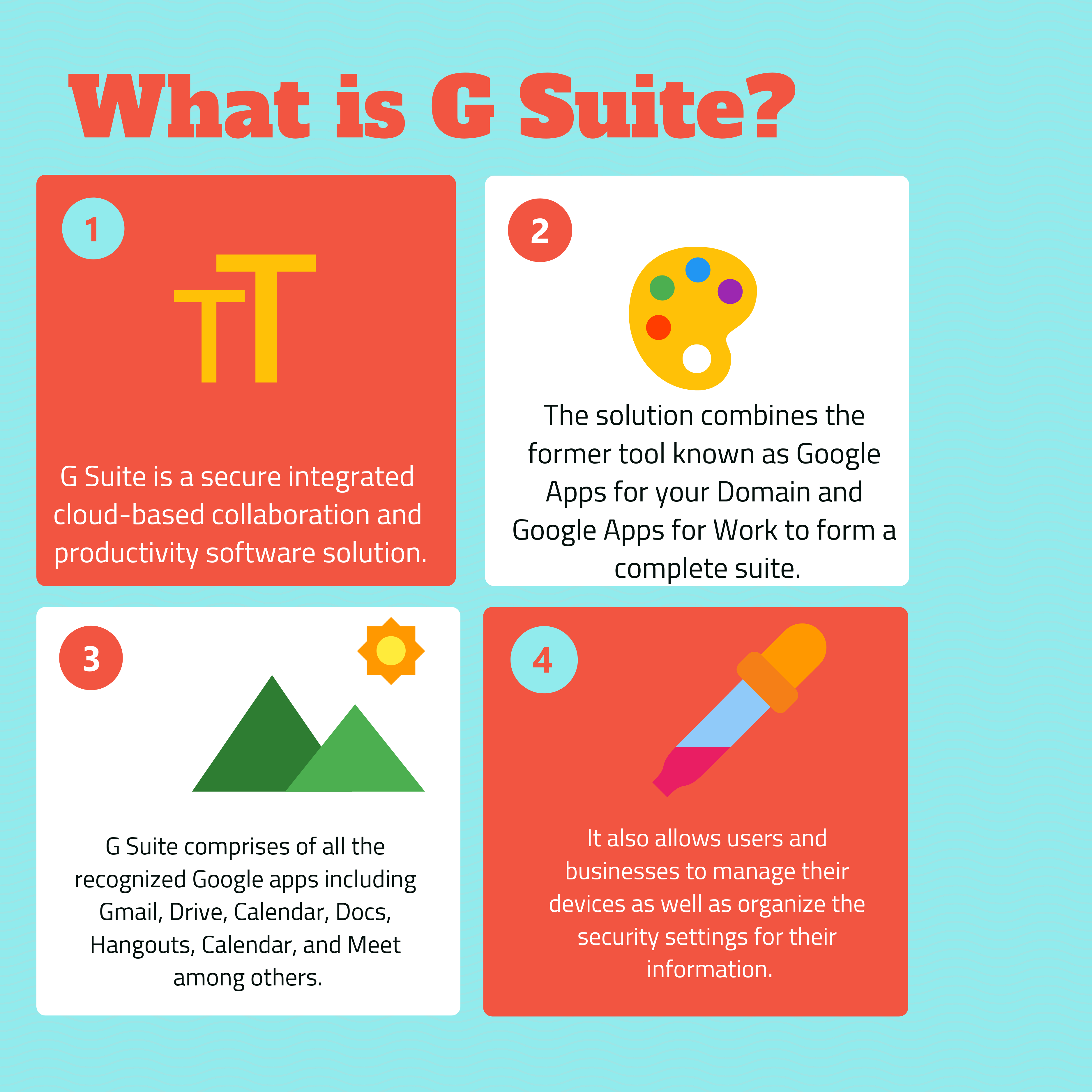 Top Reasons why you should Choose G Suite for your