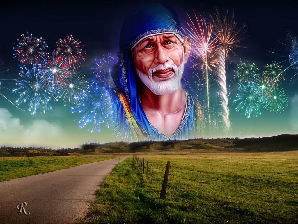 Download Sai Baba Latest Wallpapers Gallery: Wallpaper Download