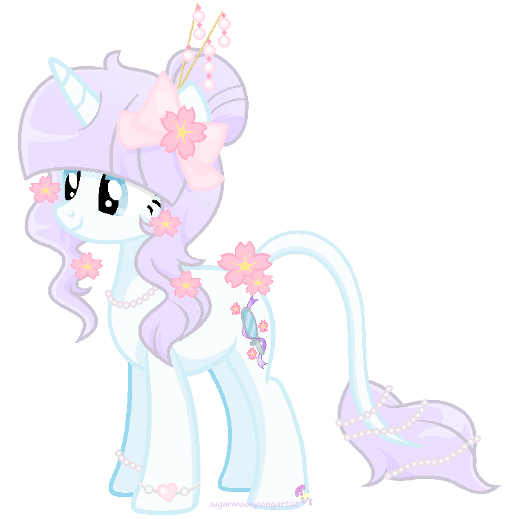 Bubbly tea open my little pony licorne dessin dessin anim - Pony dessin anime ...