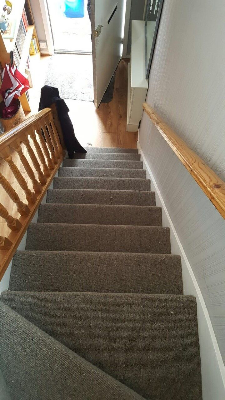 Tomkinson berber Carpet is perfect for Stairs, with a