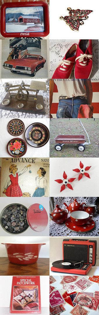 Down Memory Lane by Beth on Etsy--Pinned+with+TreasuryPin.com
