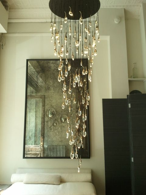 Ochre Seed Cloud Chandelier Love That This Has Oh Wow
