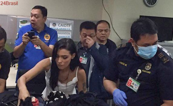 Brasileira presa por tráfico nas Filipinas pode ser condenada à morte