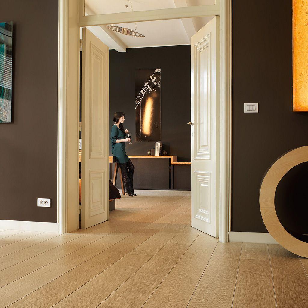 prachtige laminaatvloer extra lange en brede delen laminaat