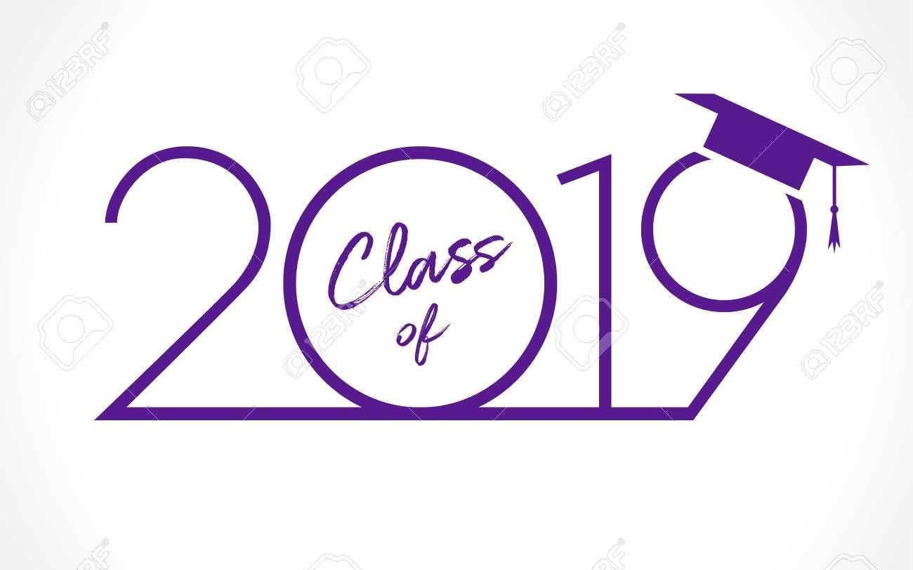 Photo of graduation banner #abschluss #abschlussfeier Class Of 20 19 Year Graduation Bann…