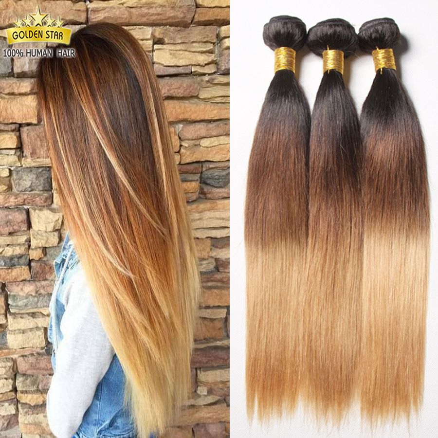 Find More Human Hair Extensions Information about Ombre
