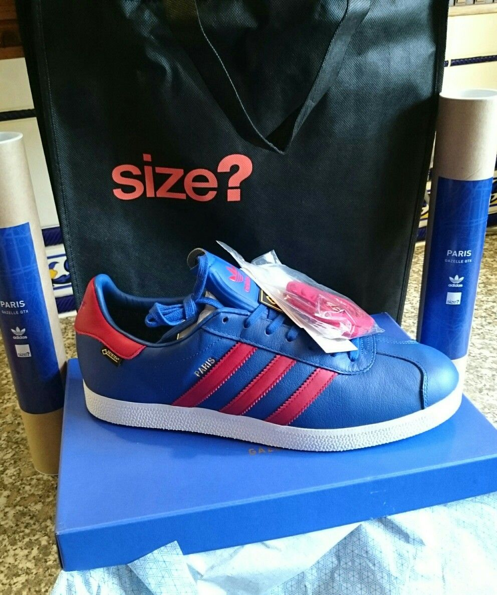 Adidas Gazelle Paris added to my collection Adidas Og fba2a1ca1abb