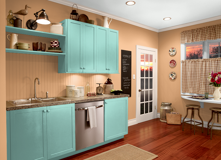 this is the project i created on behr. i used these colors