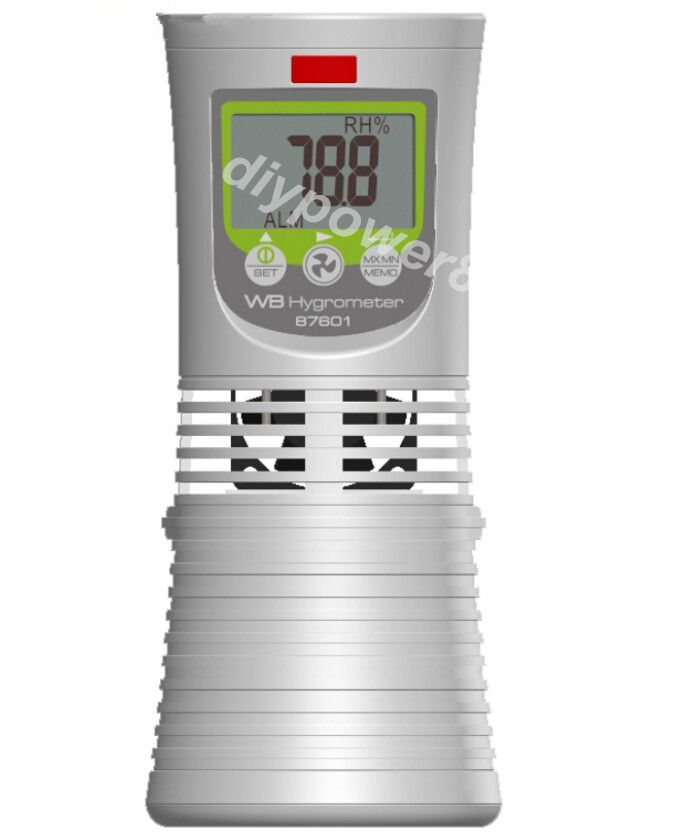 Dry Wet Bulb Thermometer Digital Dry Hygrometer Greenhouse Temperature And Humidity Digital Dry Bulb Thermomet Hygrometer Temperature And Humidity Thermometer