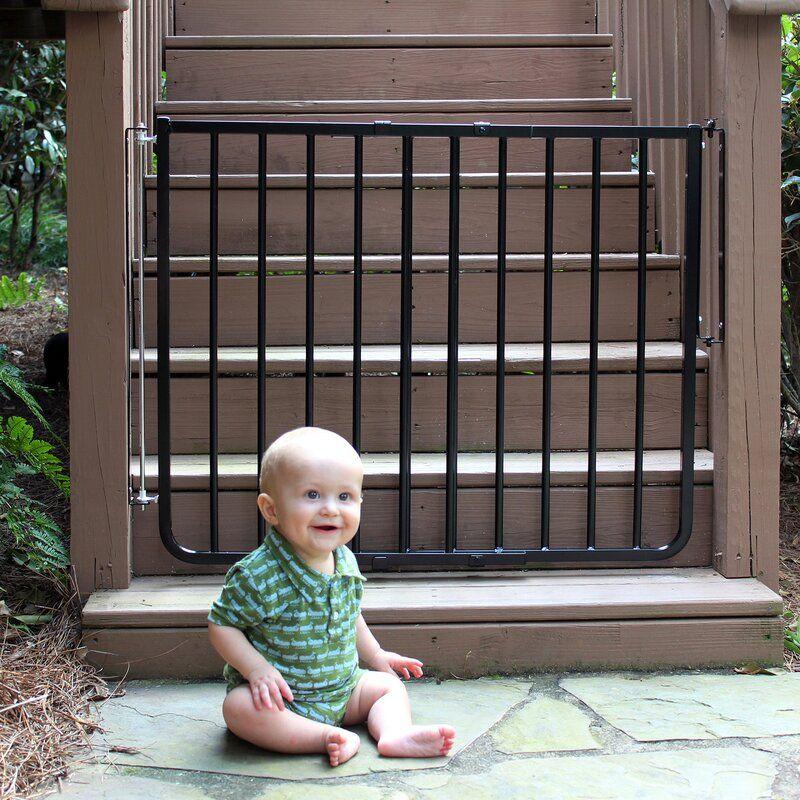 Stairway Special Outdoor Safety Gate Stairways, Outdoor