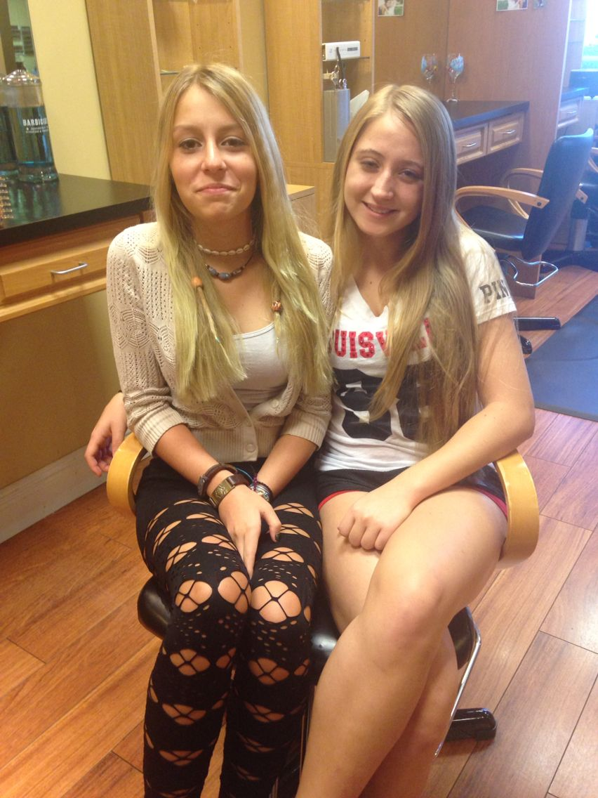 teen Fresh blonde