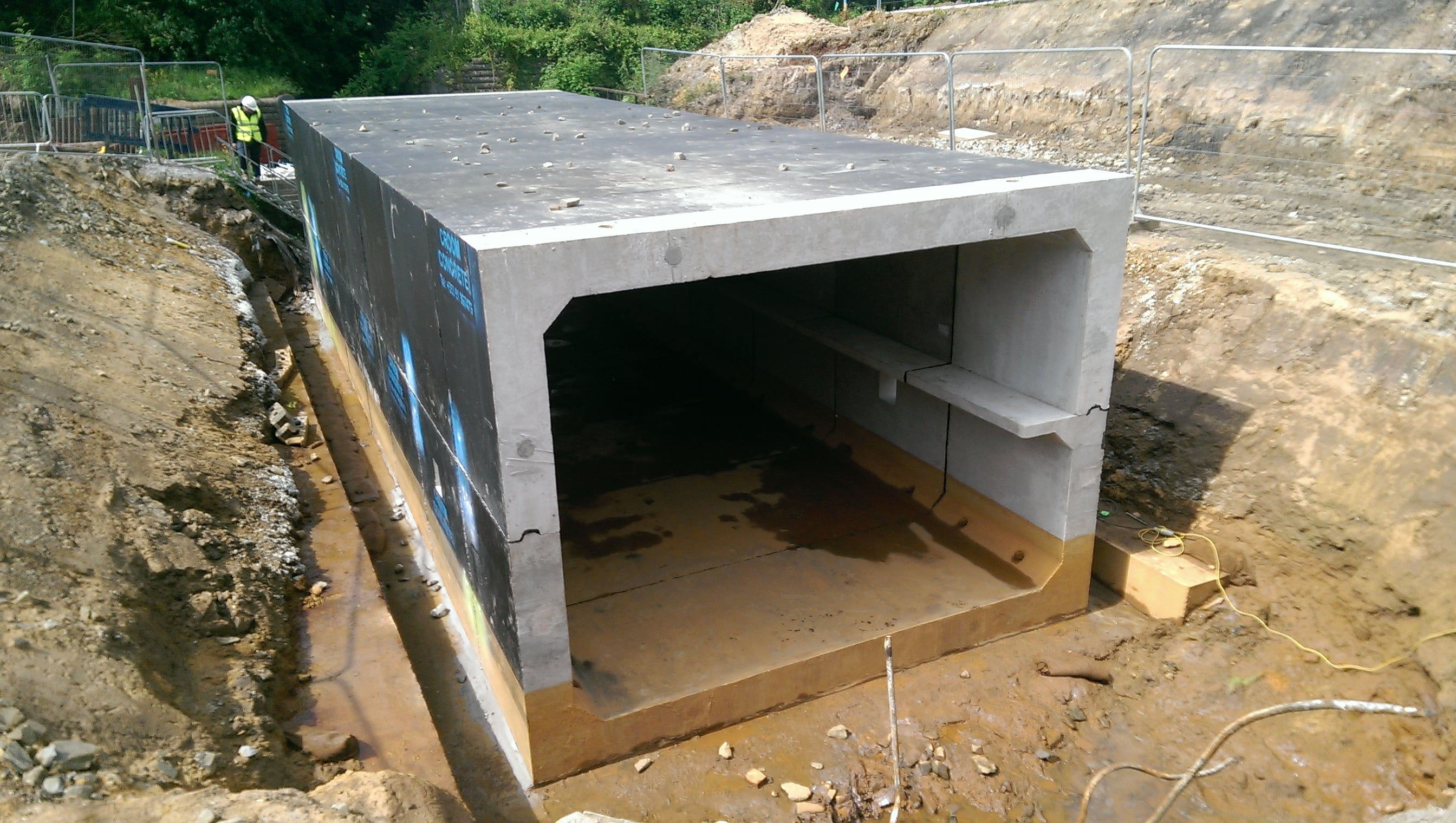 Croom Concrete S Precast Concrete Box Culverts Are High