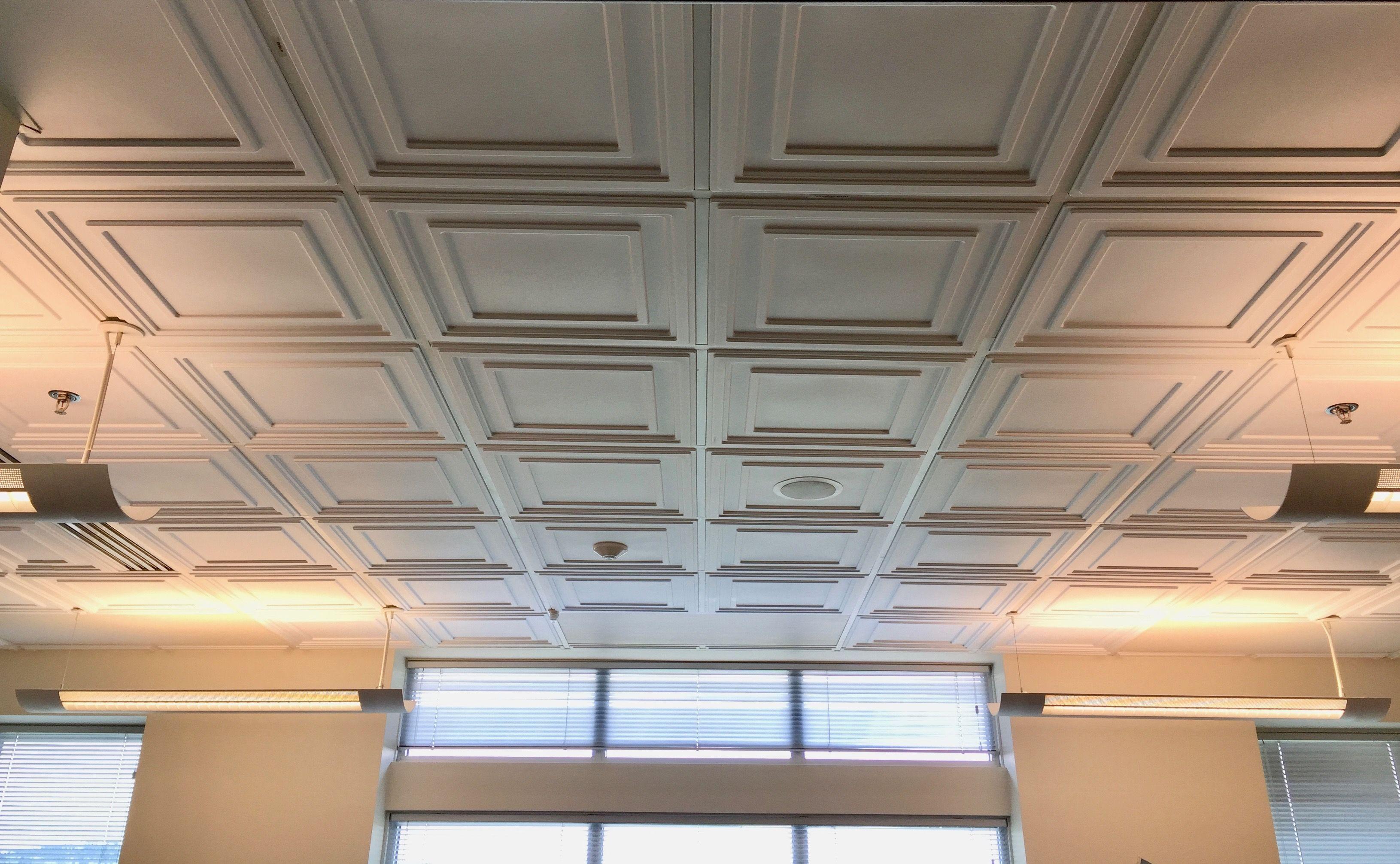 White mission ceiling tile 2 x 2 ceiling tiles ceilings and white mission ceiling tile 2 x 2 dailygadgetfo Images