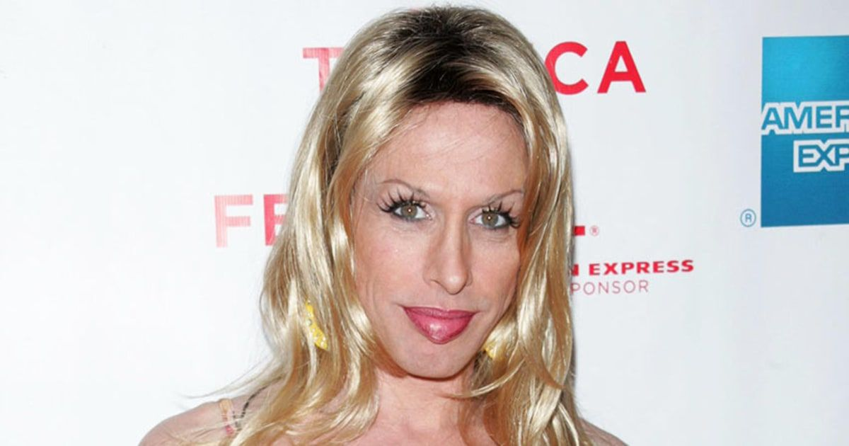 Alexis Arquette A Transgender Actress Who Starred In The Wedding Singer