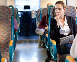 When it comes to public transportation, your location is everything. Which is to say, this option does not necessarily work for everyone and everywhere.