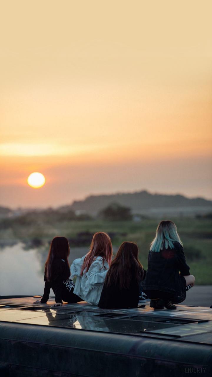 Best 11 blackpink, lisa, jisoo, jennie and rose image