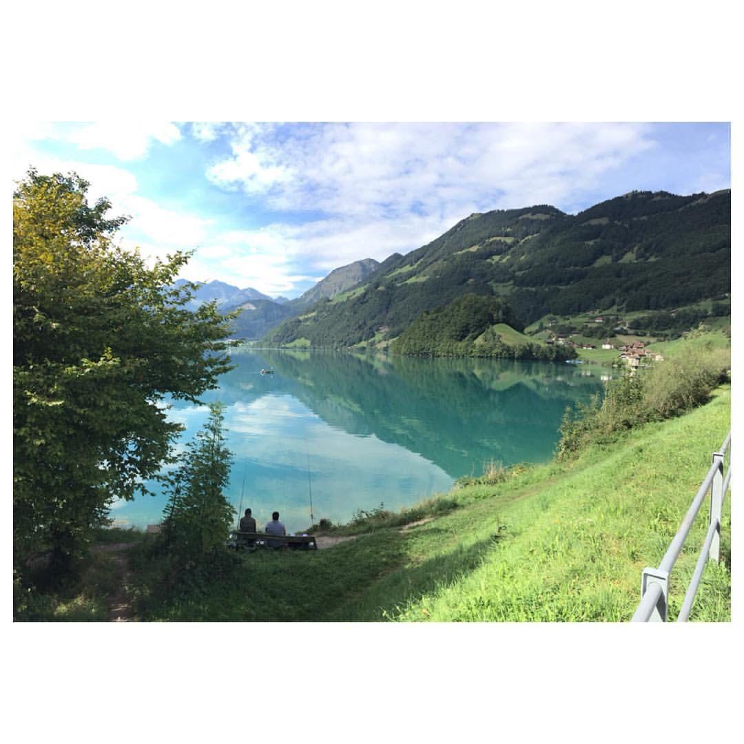 Paisajes en Suiza. Nuestro viaje a Suiza. Agosto 2015.