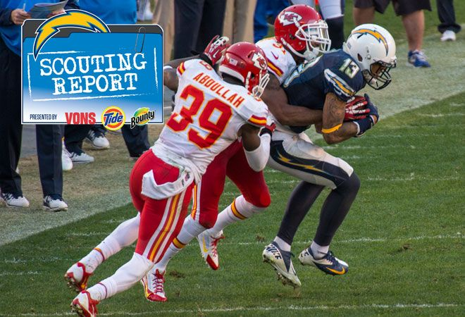 Scouting Report Chargers Vs Chiefs Scout Chargers Chief